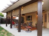Aluminum Wood Patio Covers