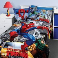 Batman Twin Bedding Set - Home Furniture Design
