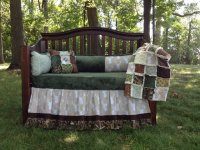 Camo Baby Bed Sets
