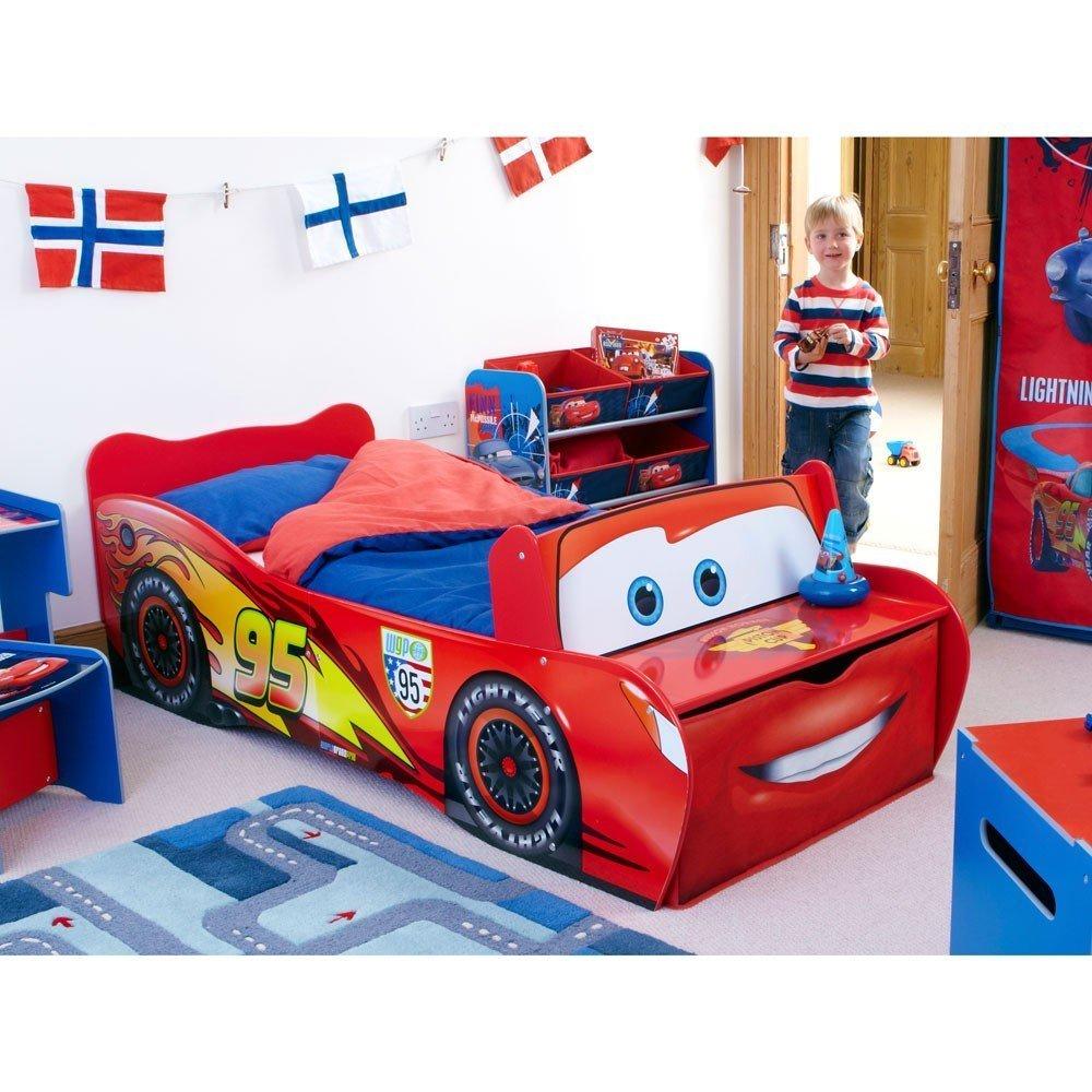 Cars Toddler Bed Set Home Furniture Design