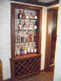 Liquor Cabinet Ideas - Home Furniture Design