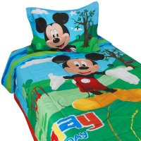 Mickey Mouse Clubhouse Toddler Bedding Set - Home ...