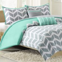 Teal And Grey Bedding Sets - Home Furniture Design