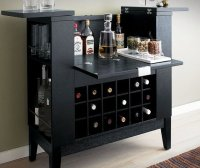 Wine and Liquor Cabinet - Home Furniture Design