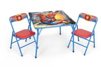 Kids Folding Table and Chair Set - Home Furniture Design