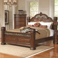 Oak Bedroom Sets King Size Beds - Home Furniture Design
