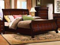Queen Sleigh Bedroom Set - Home Furniture Design