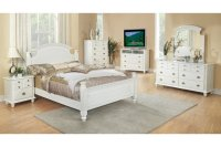 White Queen Size Bedroom Sets - Home Furniture Design