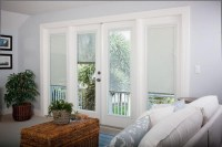 Window Coverings for Patio Doors - Home Furniture Design