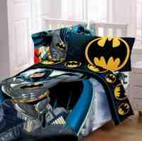 batman twin bed set - 28 images - 4pc dc comics batman ...