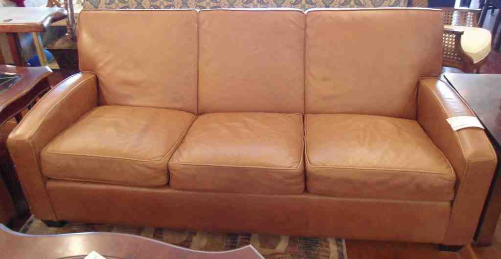 Ethan Allen Leather Sofa Reviews Home Furniture Design