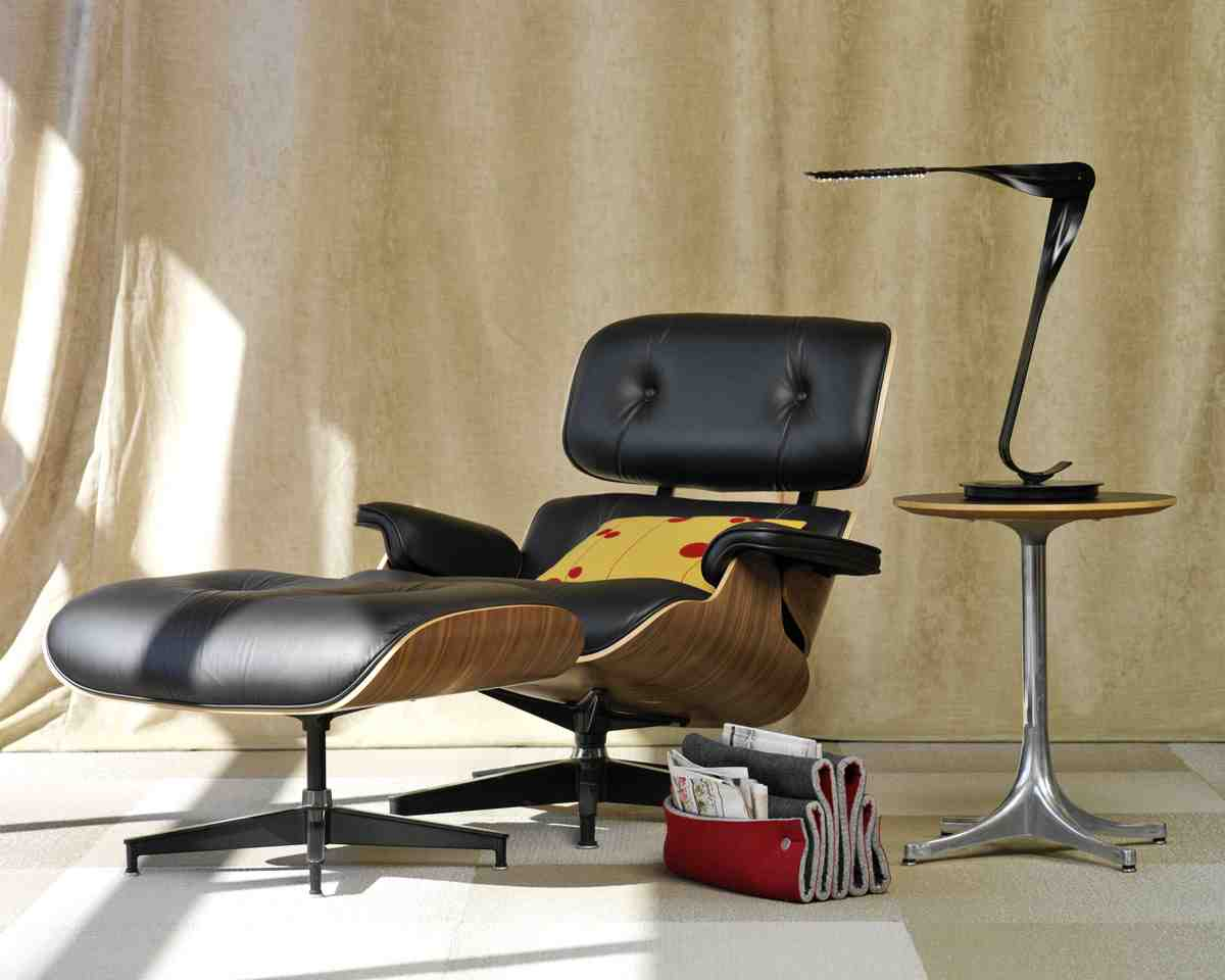 Herman Miller Eames Lounge Chair And Ottoman Home