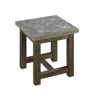 Concrete End Table - Home Furniture Design