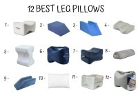 The Ultimate Guide To Leg Pillows Knee Pillows For Side ...