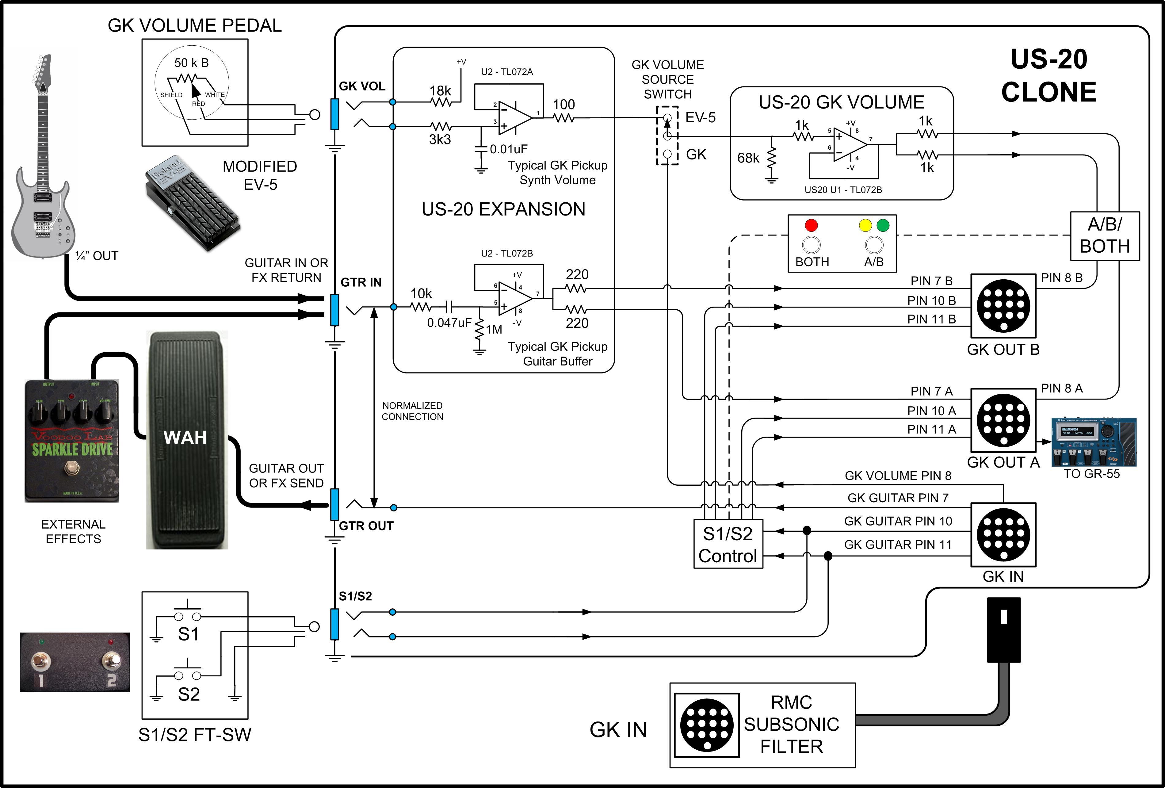 guitar pickup wiring diagrams book