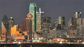 Dallas staging