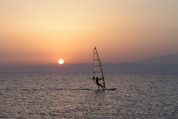 windsurf stagnone