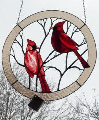 1000+ images about Stained Glass Birds on Pinterest ...