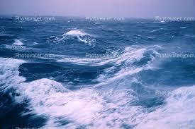 Stormy Ocean Marine Parts