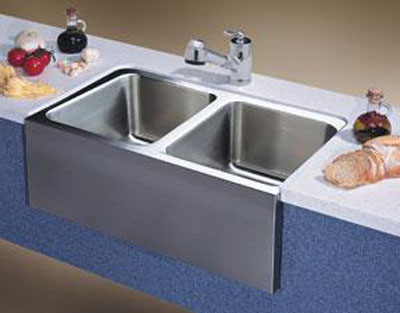 Blanco Magnum Undermount 32quot Equal Double Bowl Sink With