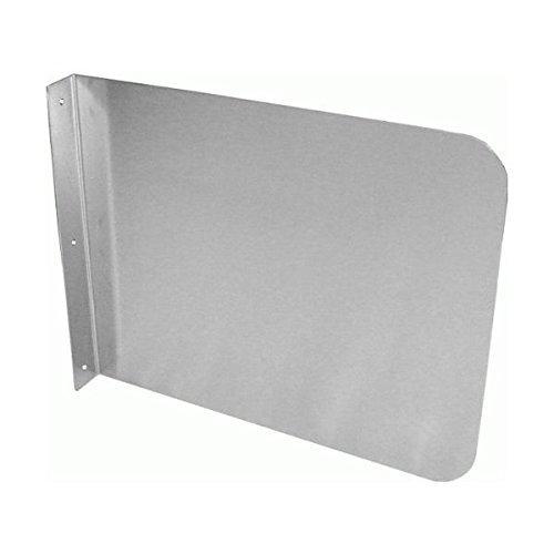 ACE SP S1512 Wall Mount Stainless Steel Splash Guard For Hand Sink/Prep Sink,  15u2033 X 12u2033 18 Gauge Type 304 Stainless Steel Wall Mount For HS 1615WG Hand  Sink ...