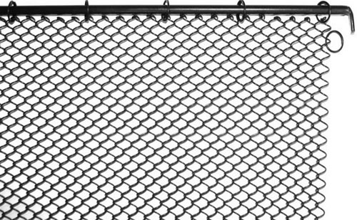 Stainless Steel Wire Mesh Fireplace Screen Mats For Heat