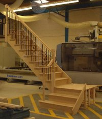 staircases with landings