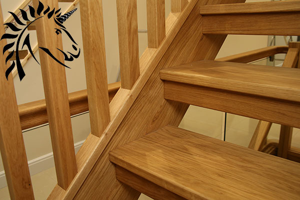 Boston Oak Staircase Oak Openplan Staircases