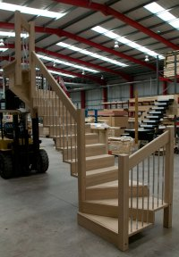 Z-Vision Staircase | Ultimate Modern Oak Staircase