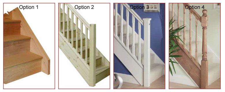 Left Hand Bottom Winder Staircase Fix Left Turn