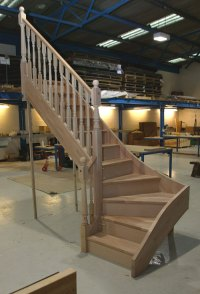 Stairs - staircases from stairplan the manufacturers of ...