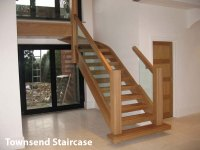 Staircases | Stairplan manufacturers Purpose made wooden ...