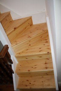 Double Winder Stairs - Stairs Dublin