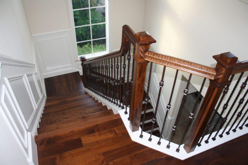 Project 106 Elegant Iron Baluster Design Stairsuppliestm