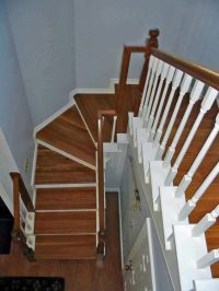 2 Piece Winder Stair Treads - StairSupplies