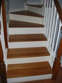 Project # 121 - Winder Stair Treads - StairSupplies