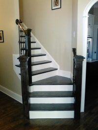 Project # 133 - Winder Stair Treads - StairSupplies
