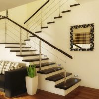Decorating Staircase Wall - talentneeds.com