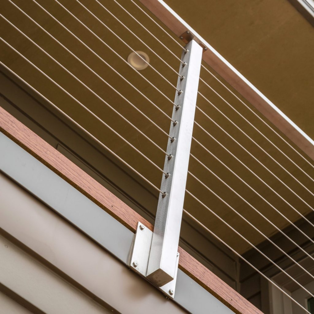 aluminum stair railing systems