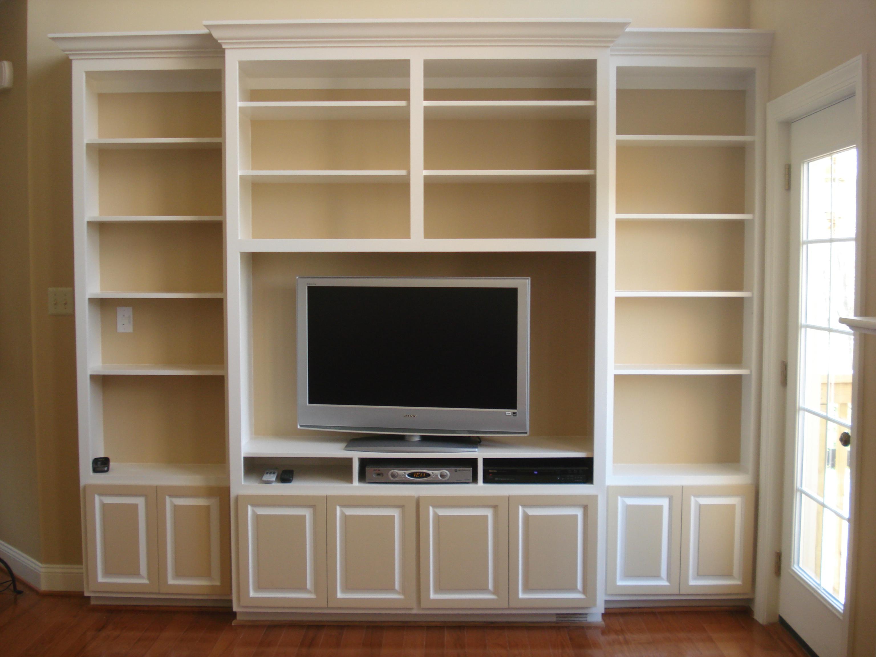 Bookcase Entertainment Center Plans Pdf Woodworking