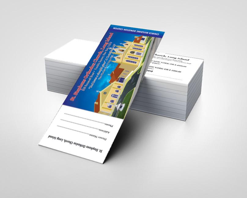 Ticket Printing Companies New YorkTicket Designing in Queens