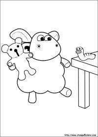 Disegni de Piccolo grande Timmy