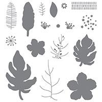 Botanical Blooms Photopolymer Stamp Set by Stampin' Up!