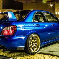 Something really cool about this STI..