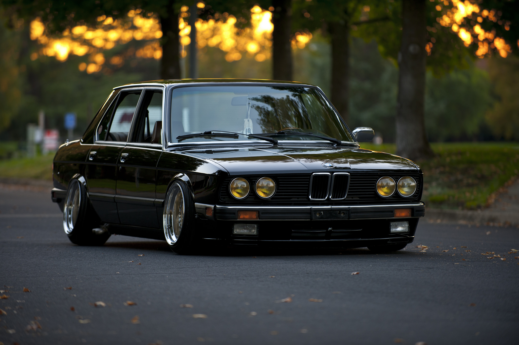 German Car Wallpaper Beautiful Bmw E28 Stancenation Form Gt Function