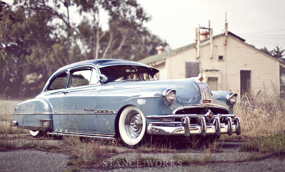 Adam Woodhams39s 1951 Pontiac Chieftain Deluxe 2 Dooor Sedan