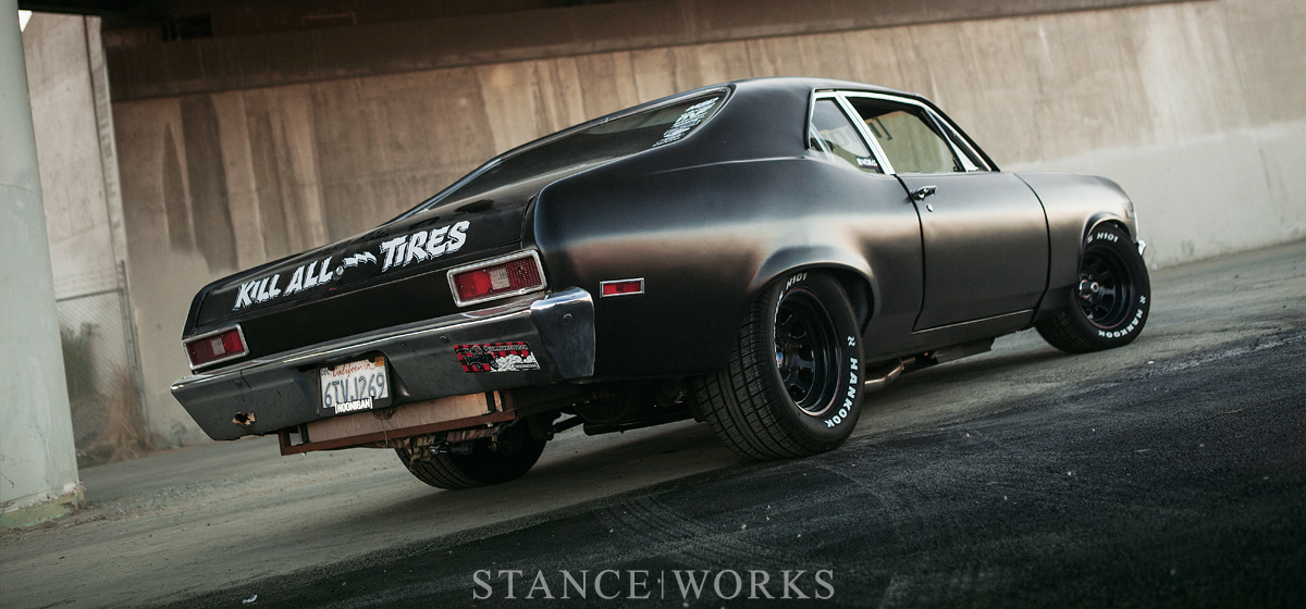 Muscle Cars Burnout Wallpapers Kill All Tires Brian Scotto S 1972 Chevy Napalm Nova