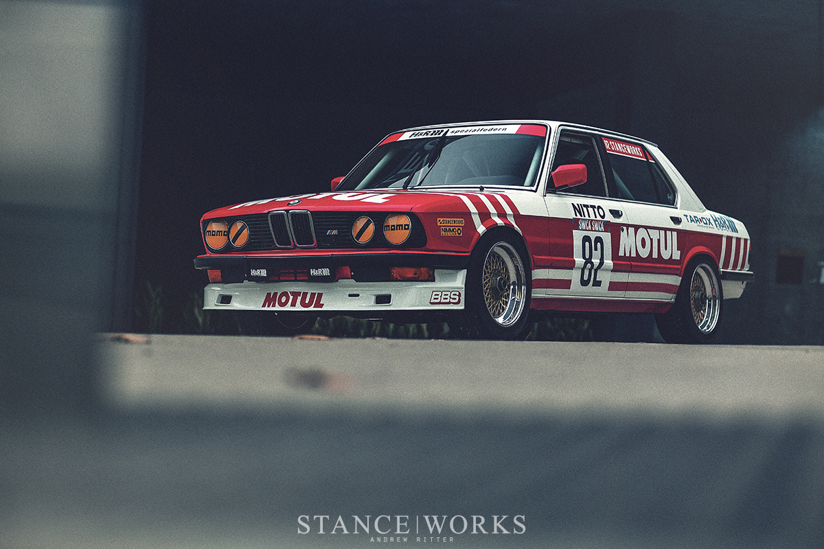 Best Bmw Car Wallpapers Stanceworks Bmw E28 M5 Group A Tribute Receives A New