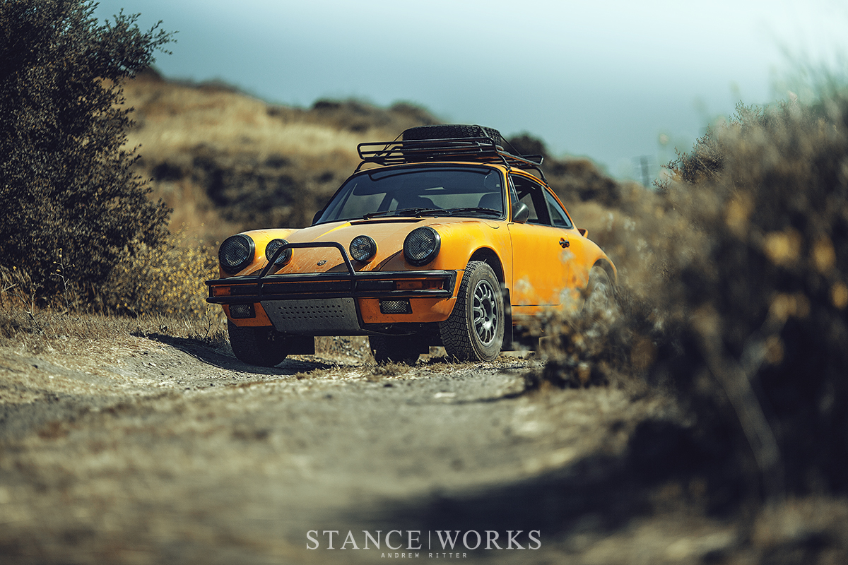 Four Cars Wallpapers The Making Of Luftauto S Safari Porsche 911 Rally Car