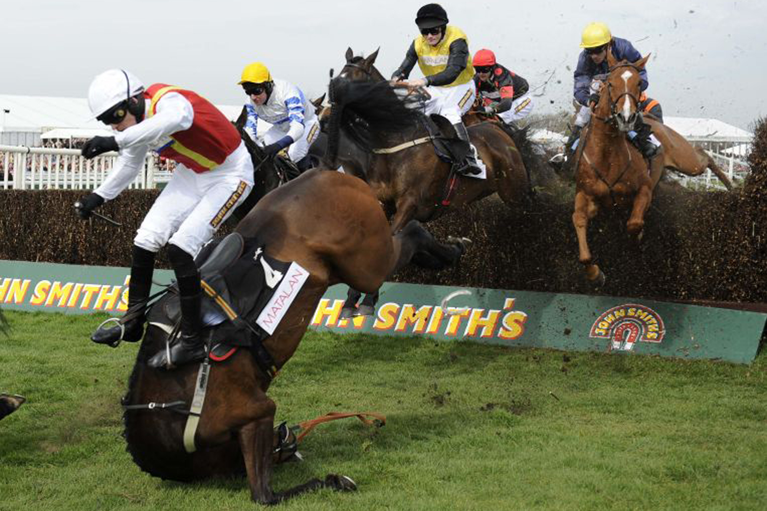 Falling Stars Live Wallpaper Grand National Is A Safer Event Now Insists Racing Boss